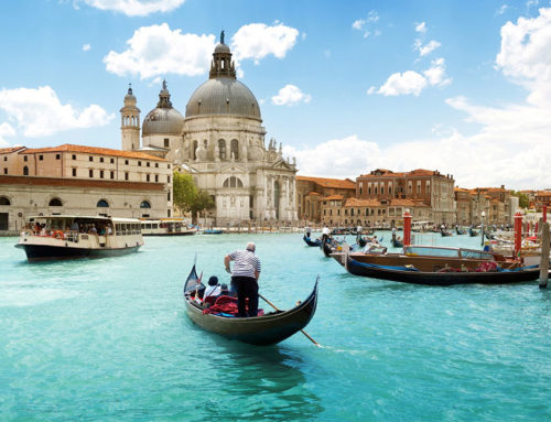Discovering Venice