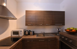 Angolo cottura Appartamento Grande