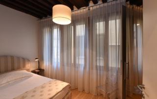 Camera con letto alla francese Appartamento Grande