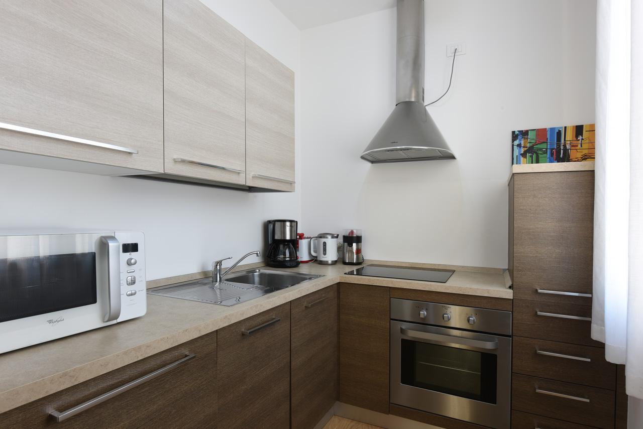 Angolo cottura Appartamento Piccolo